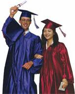 cap & gown, graduation gown, rental robes, faculty regalia rentals