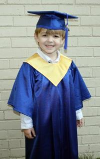 Graduation or choir Stoles for children from Grad Goods ...