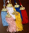kids' graduation tassels, graduation tassels for children