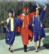 graduation gown rental, rent graduation robe, rental robe
